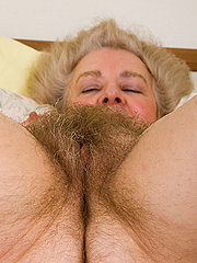 Hairy Pussy Granny Spreads