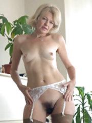 Diana Douglas plays the piano and masturbates