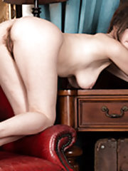 Kate Anne strips from her military uniform
